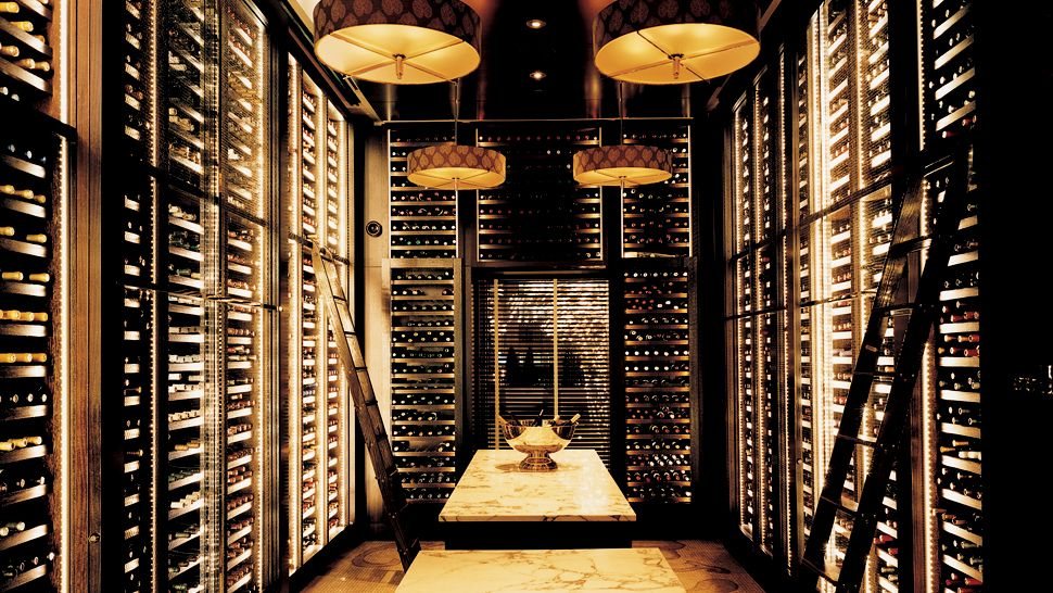 Ultimate wine cellars wine and beer junky Ultimate lighting